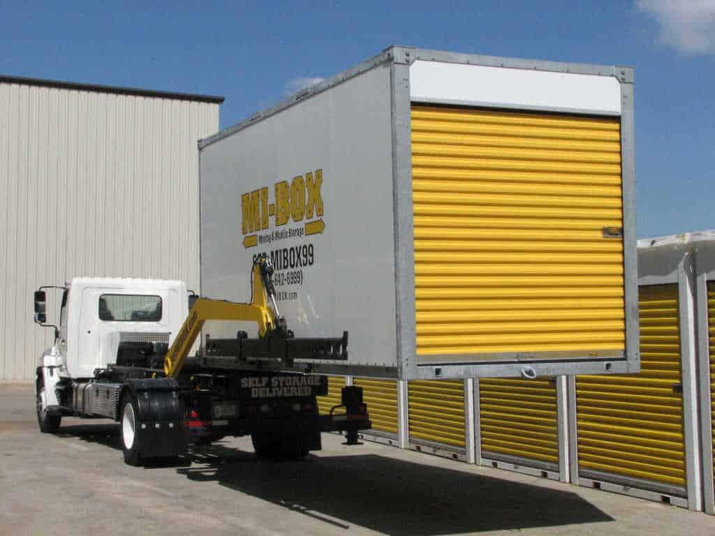 MIBOX Calgary Commercial Storage