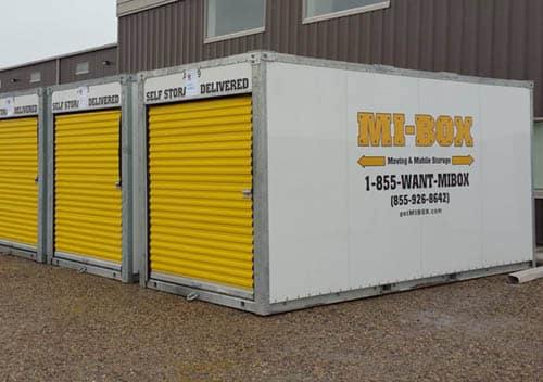 Calgary Storage Unit Rental