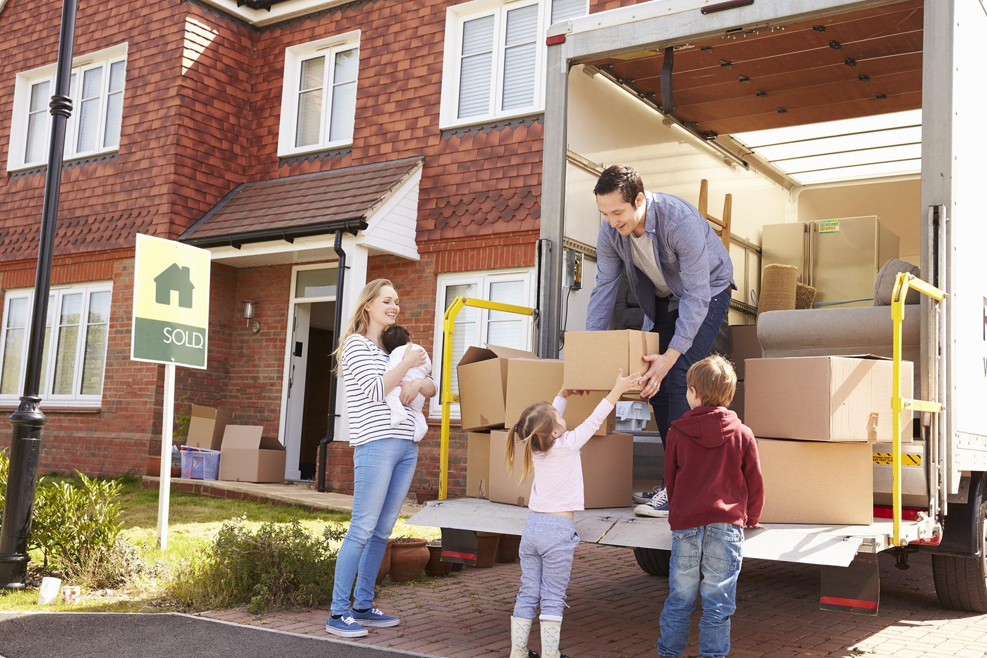 Картинки о квартирном переезде